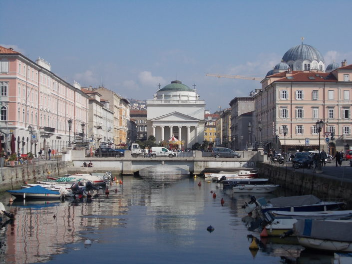 Triest Reiseleiter Italien