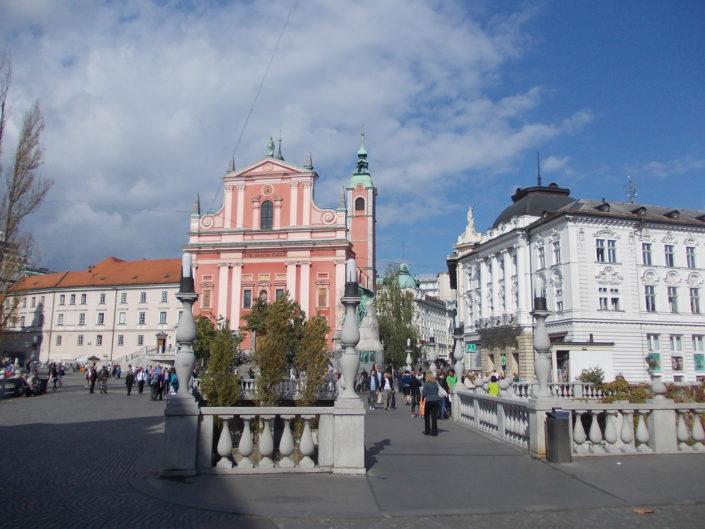 Laibach Ljubljana Reiseleiter Slowenien